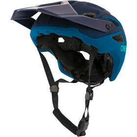 O'Neal Pike 2.0 Fietshelm Solid, solid-blue/teal